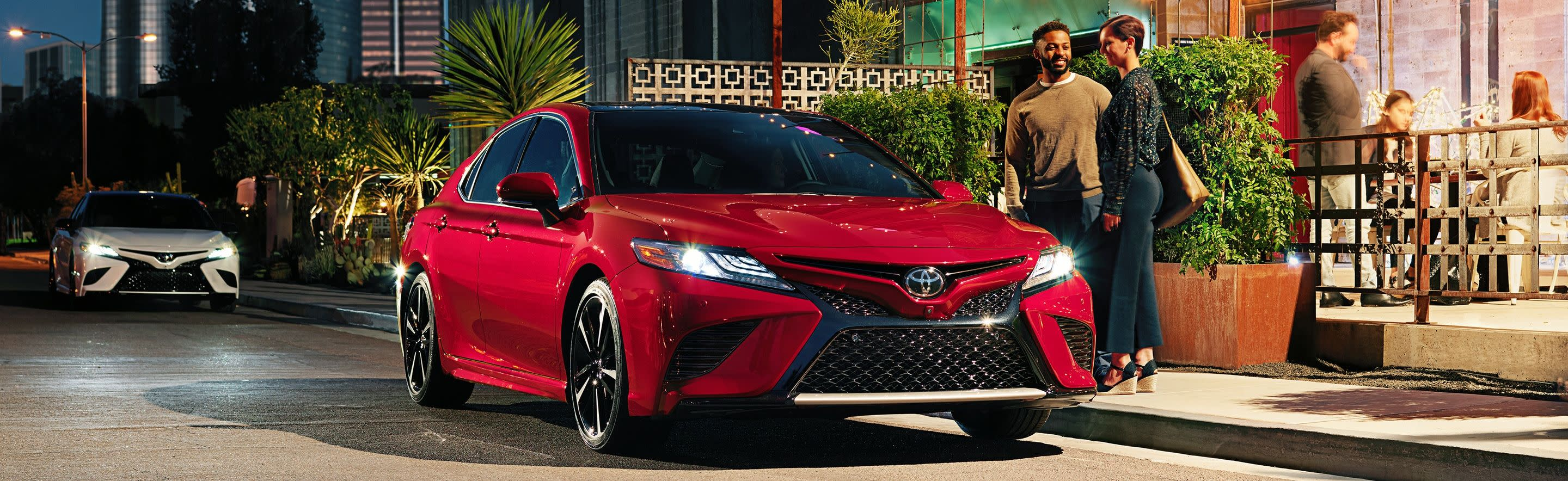 2019 Toyota Camry Leasing near Toledo, OH