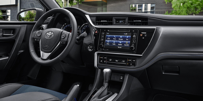 Toyota vs Chevrolet Technology Features in Newark, DE