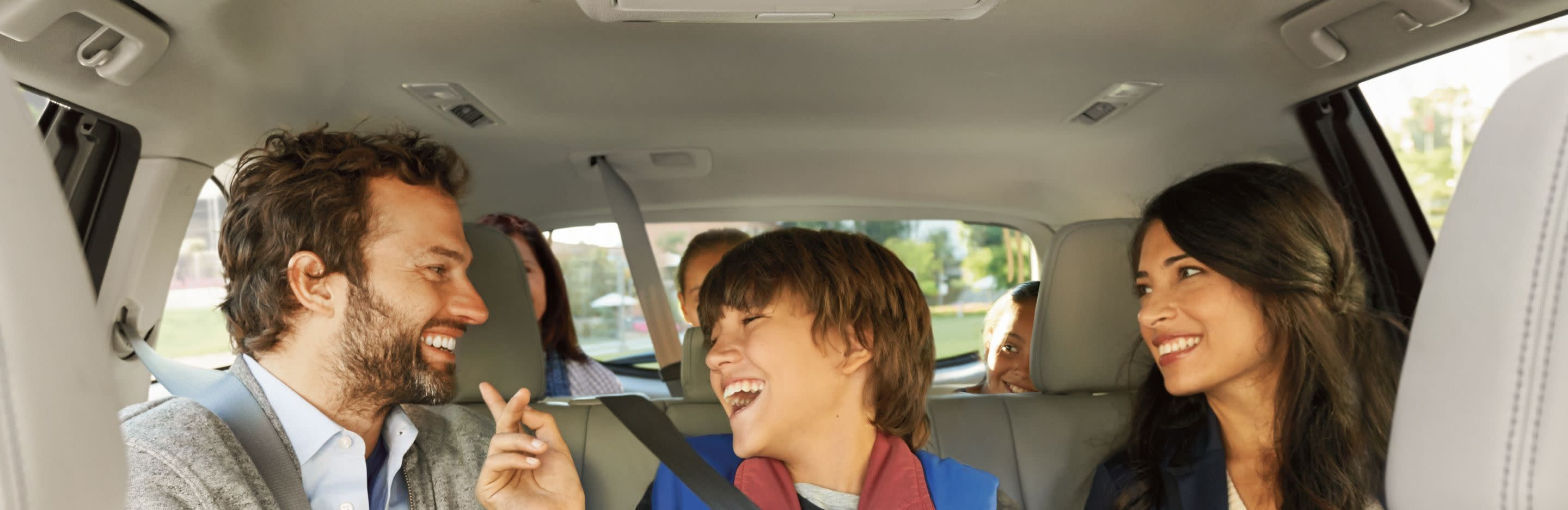 Seat Up to Eight in the Highlander Hybrid!