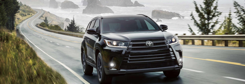 2019 Toyota Highlander Leasing near Palo Alto, CA