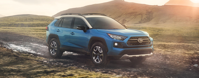 2019 Toyota RAV4 Leasing near Cleveland, OH