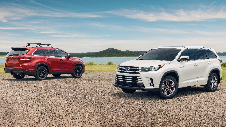 2019 Toyota Highlander Vs Honda Pilot Financing near Owensboro, KY