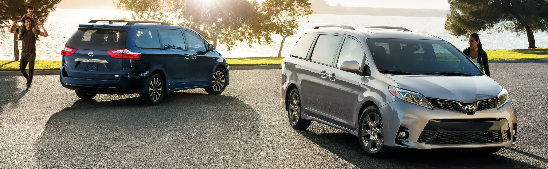 2020 Toyota Sienna Leasing near Stamford, CT