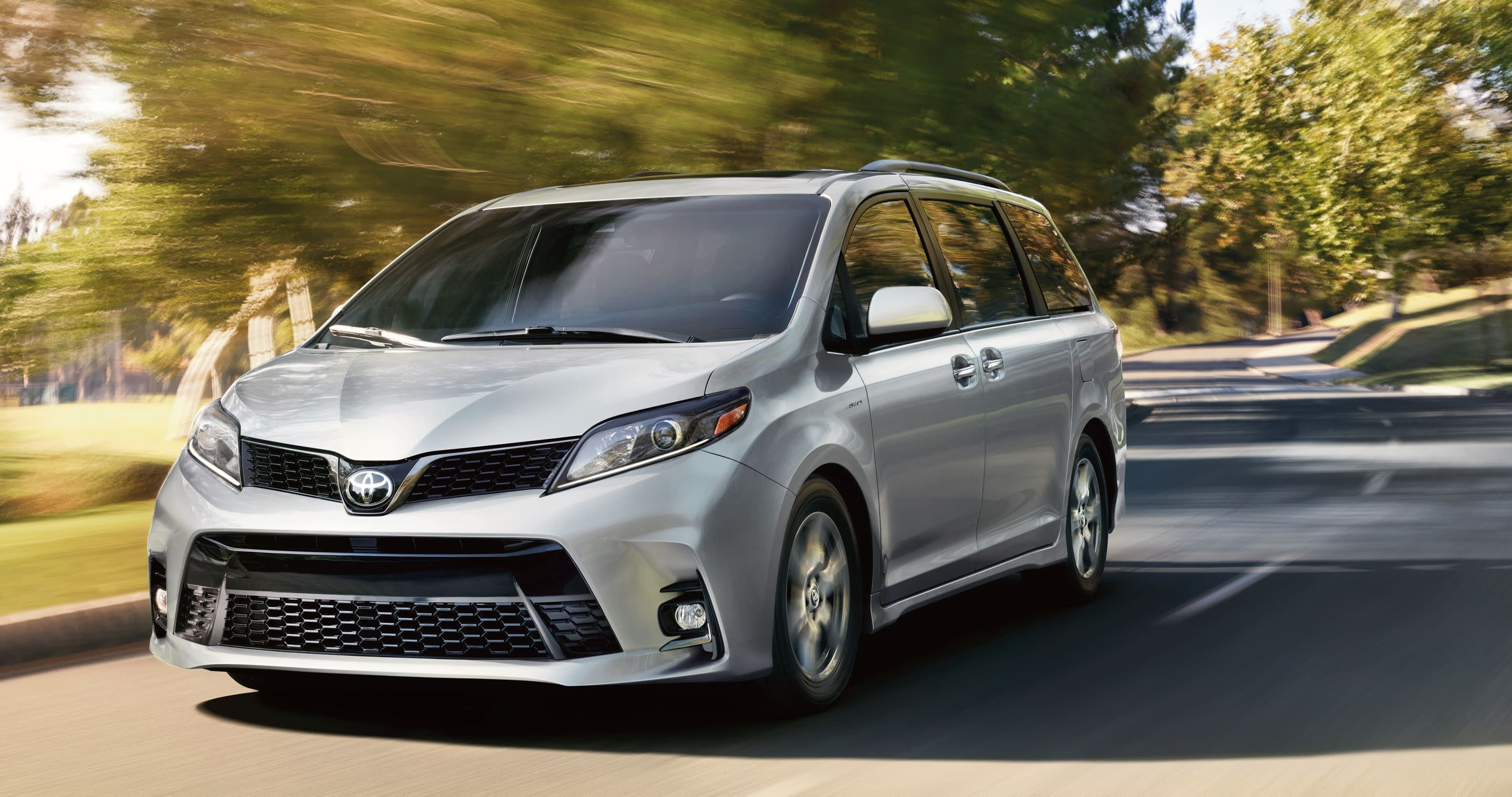 2020 Toyota Sienna vs The Competition near Glen Mills, PA