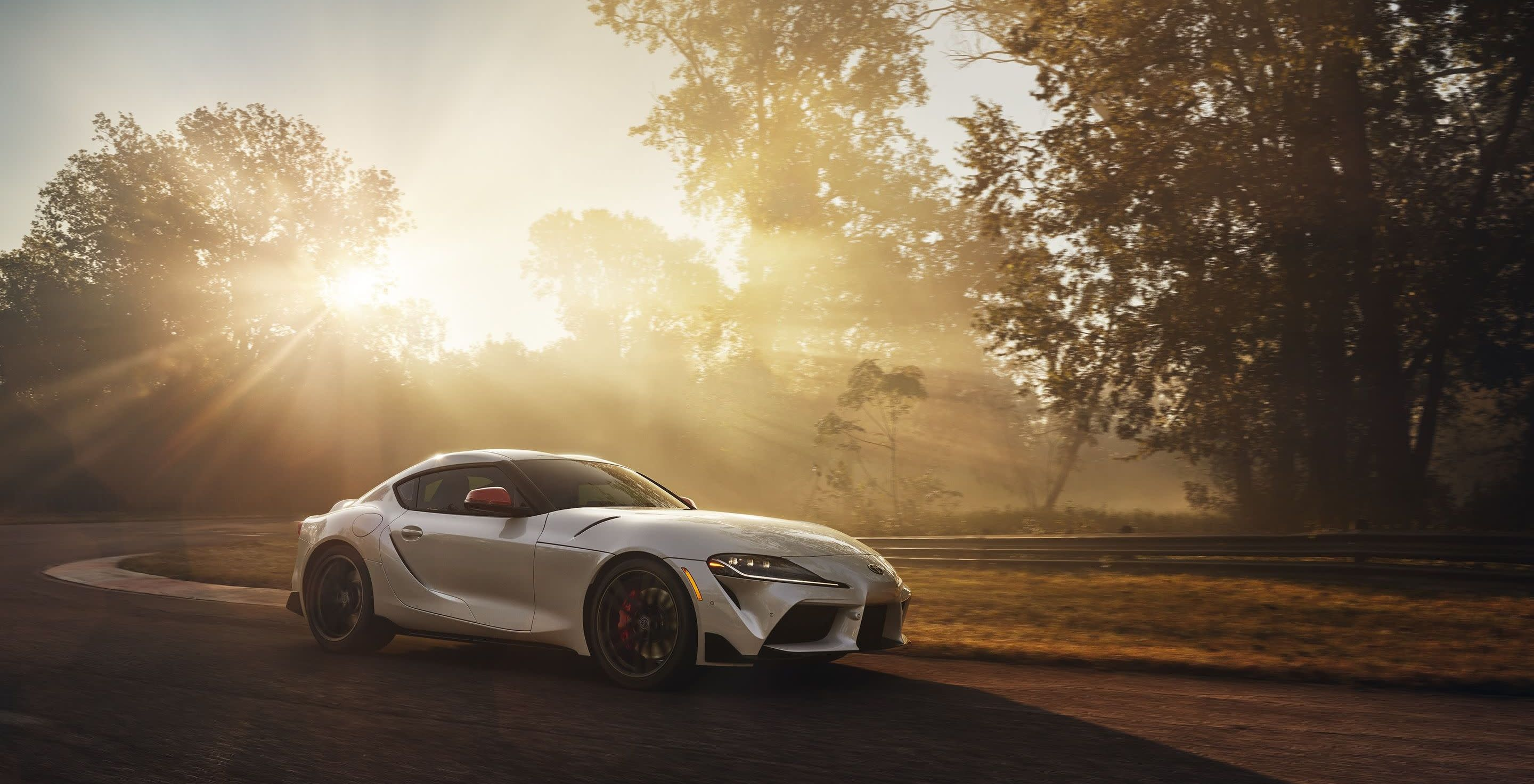 2020 Toyota Supra Past and Present