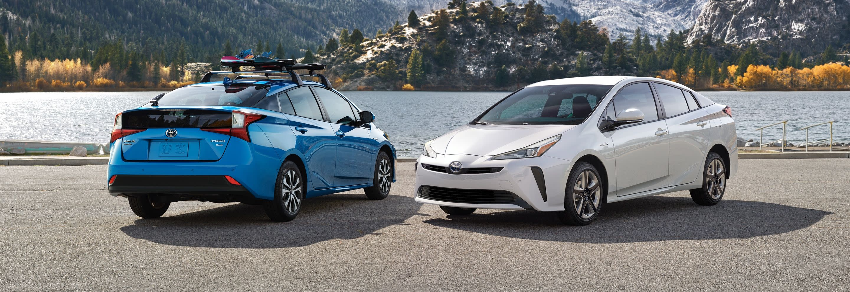 Which Toyotas Are Hybrids?