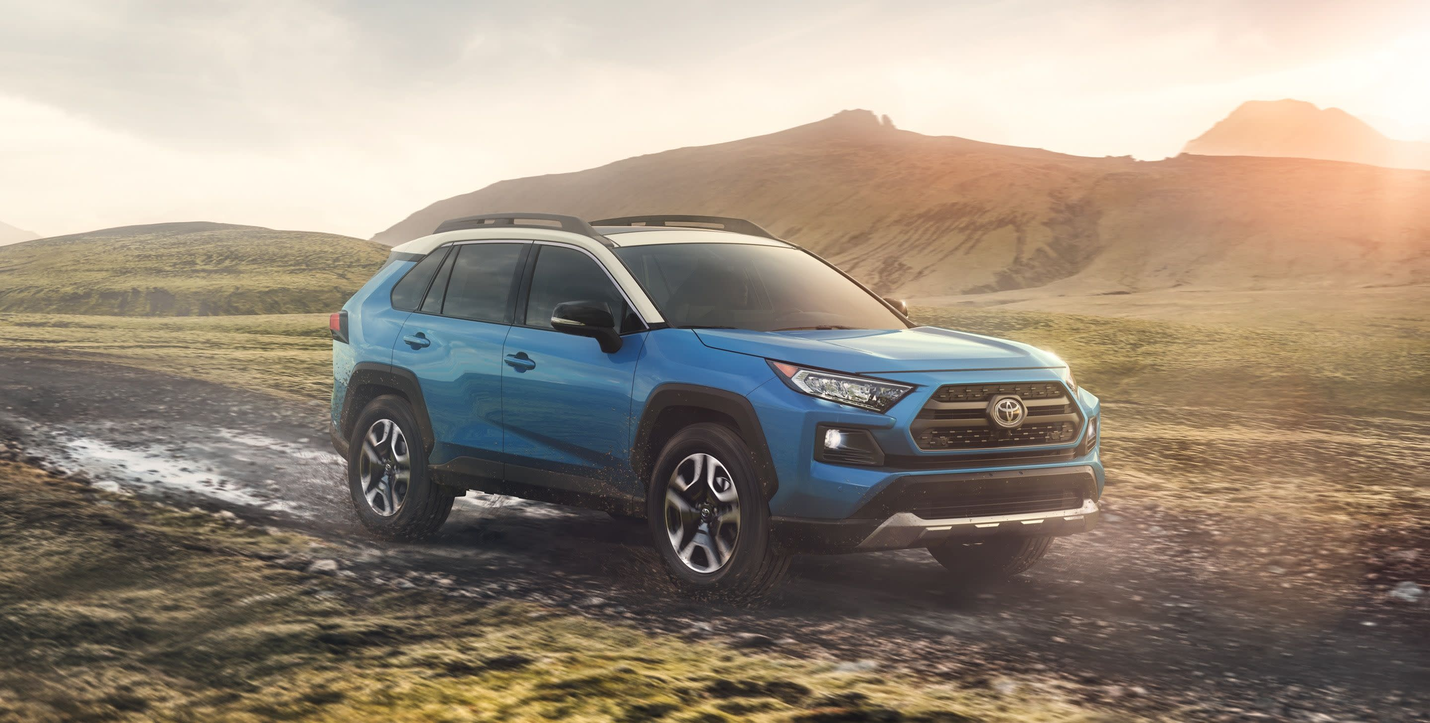 2019 Toyota RAV4 vs 2019 Subaru Forester in New Castle, DE