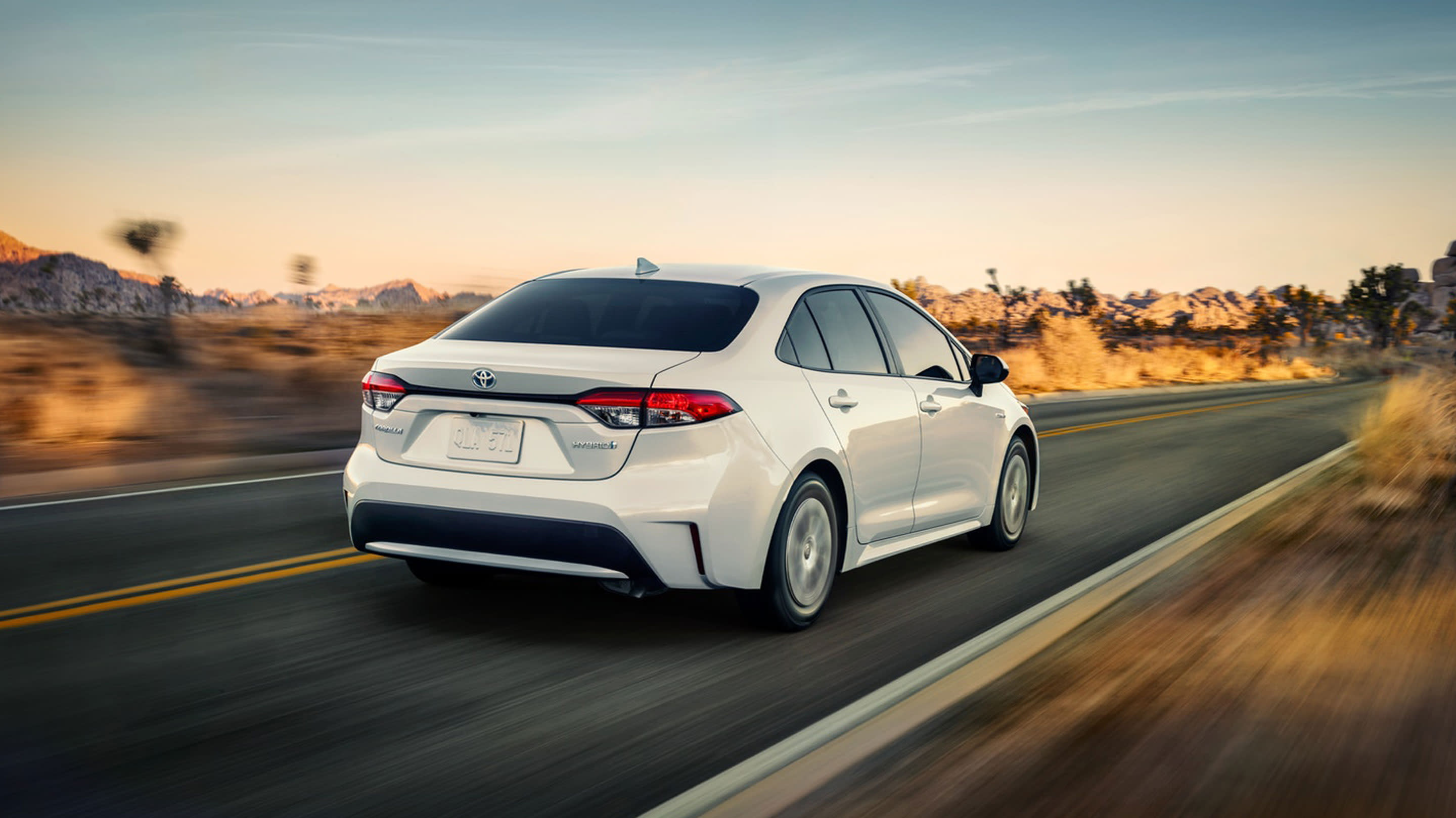 The 2020 Toyota Corolla available at Uebelhor Toyota near Evansville, IN