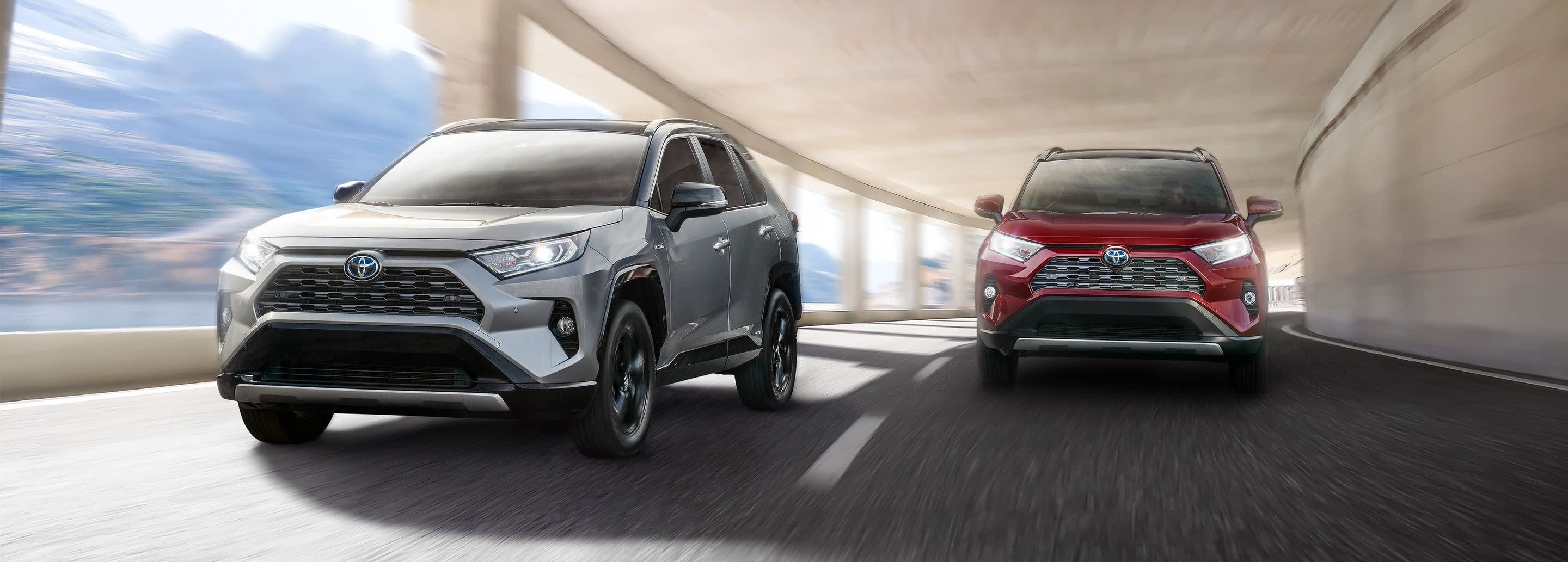 Choose a Traditional SUV or a Hybrid