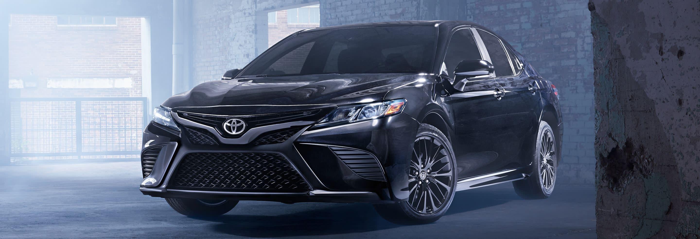 2020 Toyota Camry Leasing near Perrysburg, OH