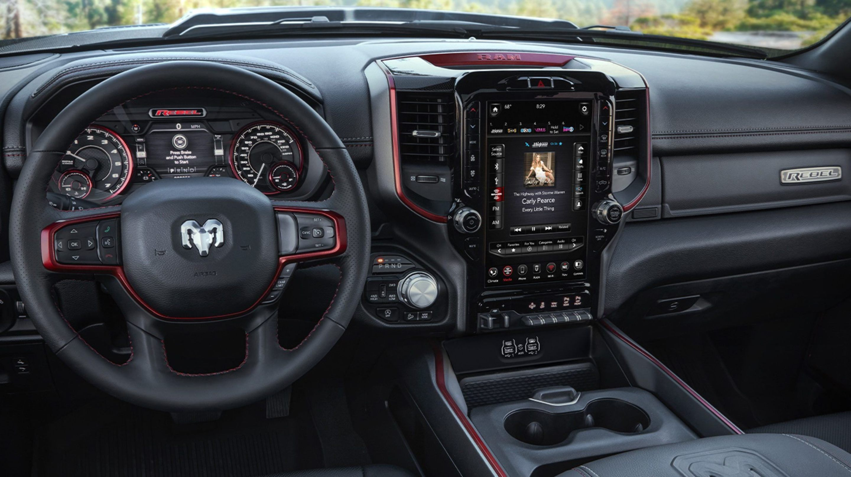 2020 Ram 1500 Cockpit