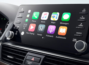 Apple CarPlay INTEGRATION