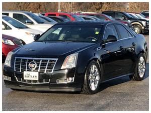 2012 Cadillac CTS Sedan Premium