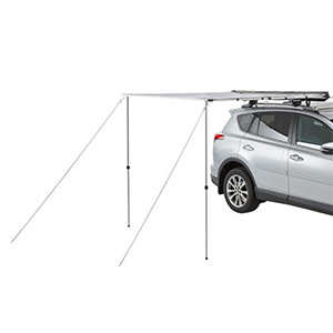 SlimShady Awning LIGHTWEIGHT ROOF MOUNTED AWNING For Sale