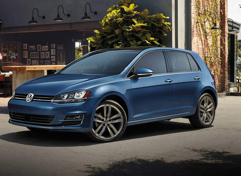 2016 VW Golf Vs 2016 Honda Fit Near Silver Spring, MD ...