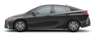 2020 Toyota Prius Prime Near Pasadena