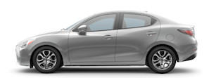 2020 Toyota Yaris Near Pasadena