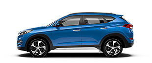 Hyundai Tucson for Lincoln, IL Drivers
