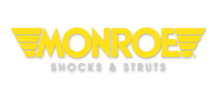 Monroe Shocks & Struts logo.