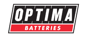 Optima Batteries logo.