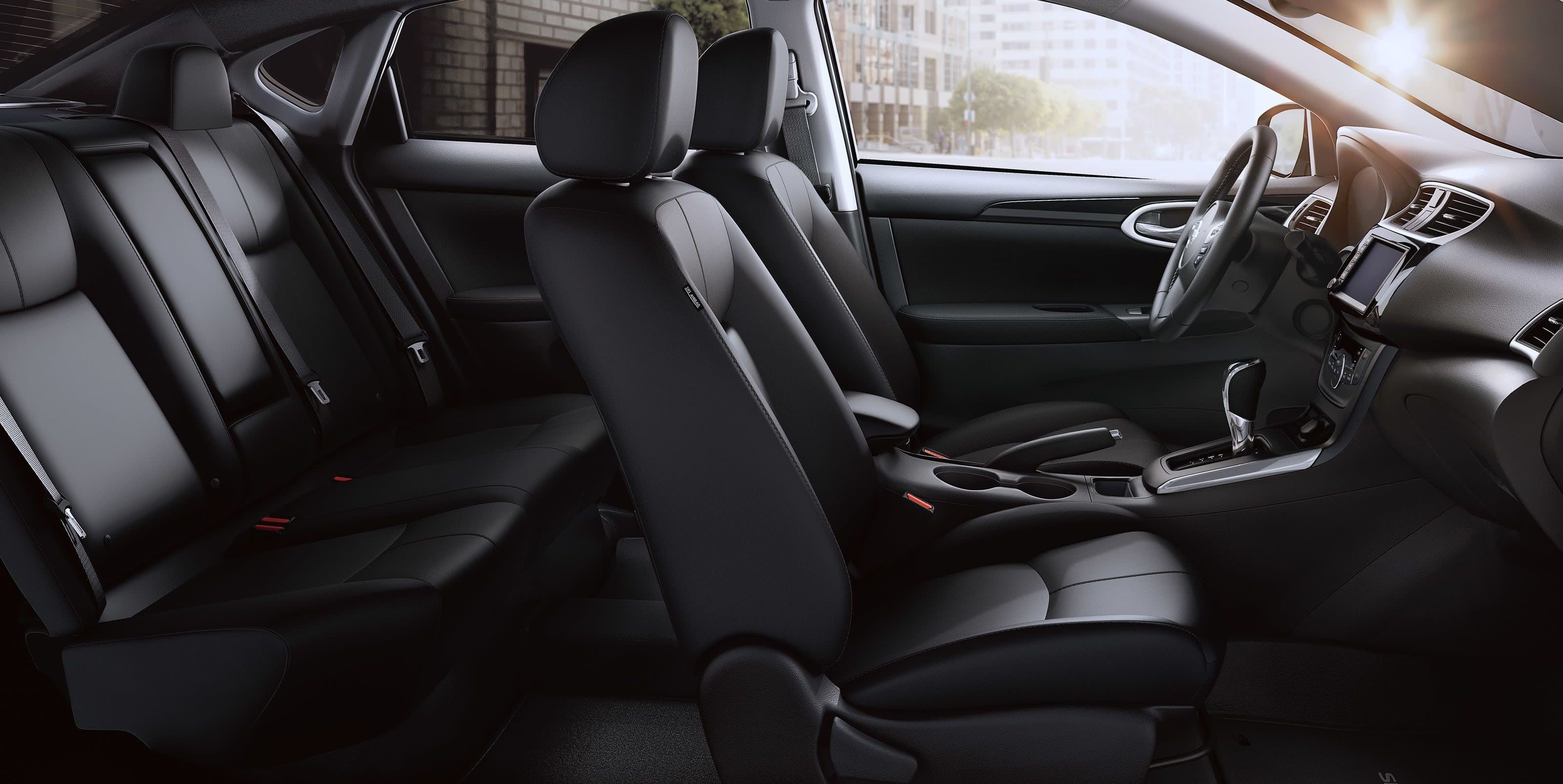 2019 Nissan Sentra Seating