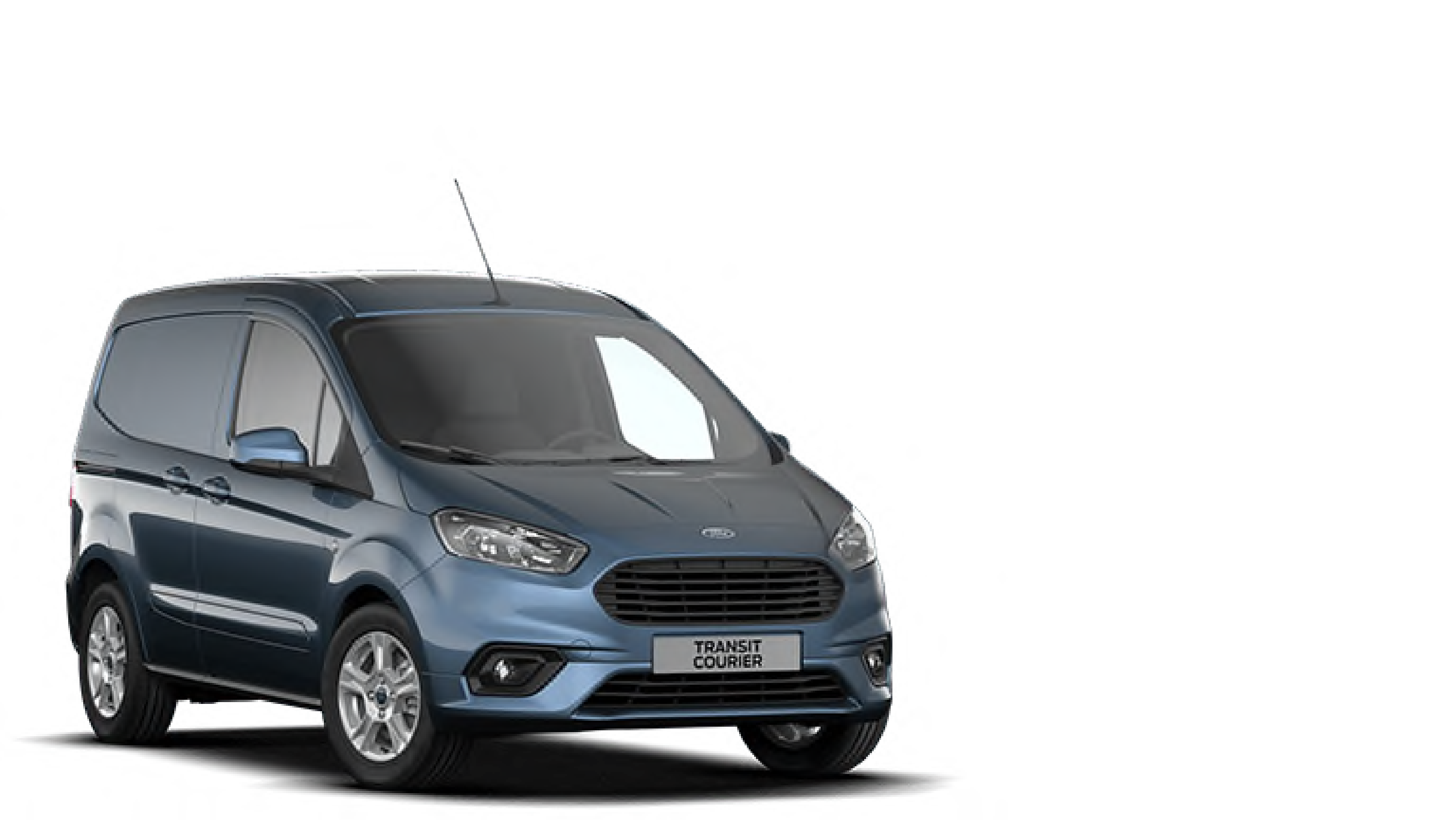 Ford Transit Courier tegel | Ford Poll