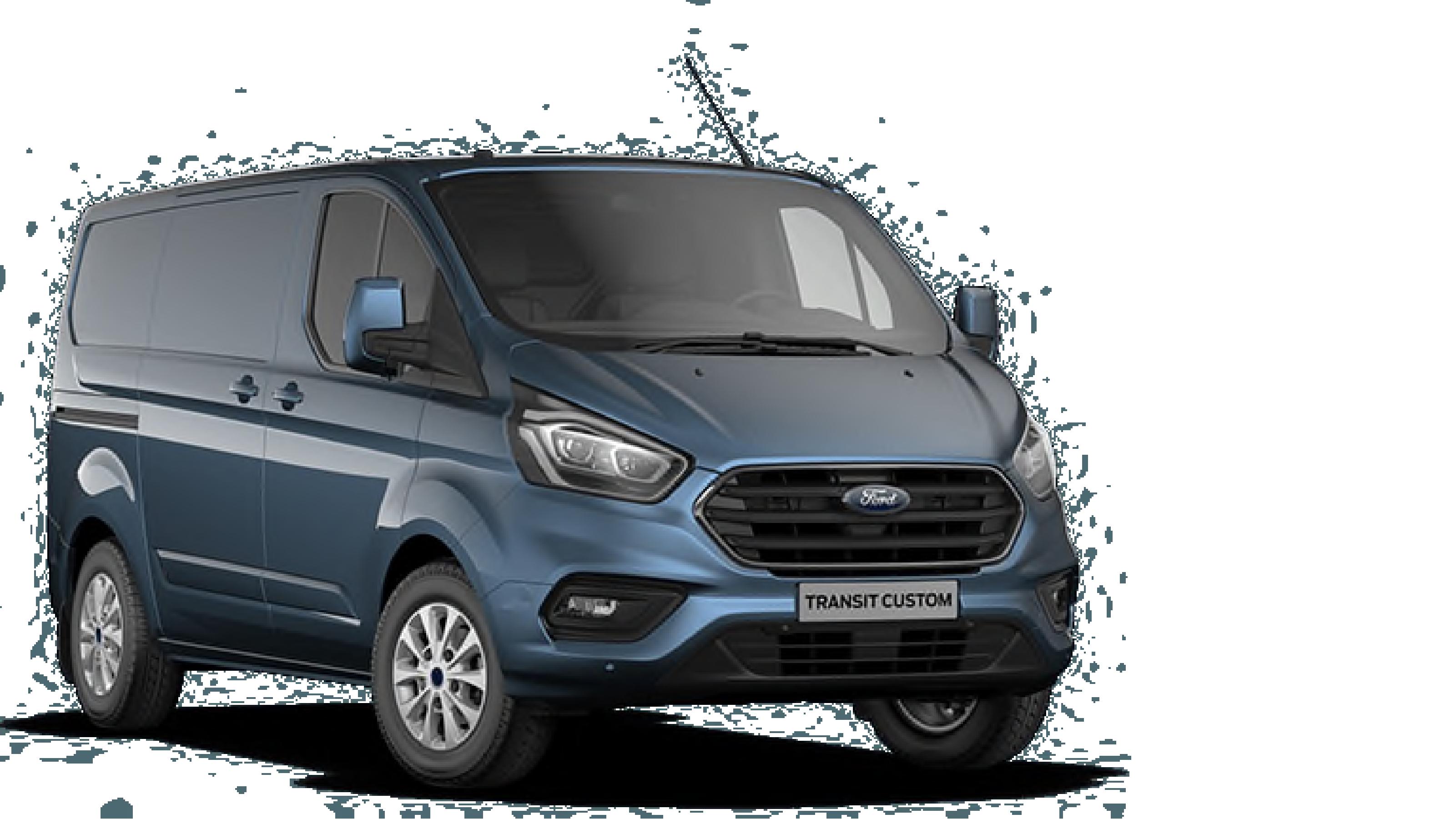 Ford Transit Custom tegel | Ford Poll