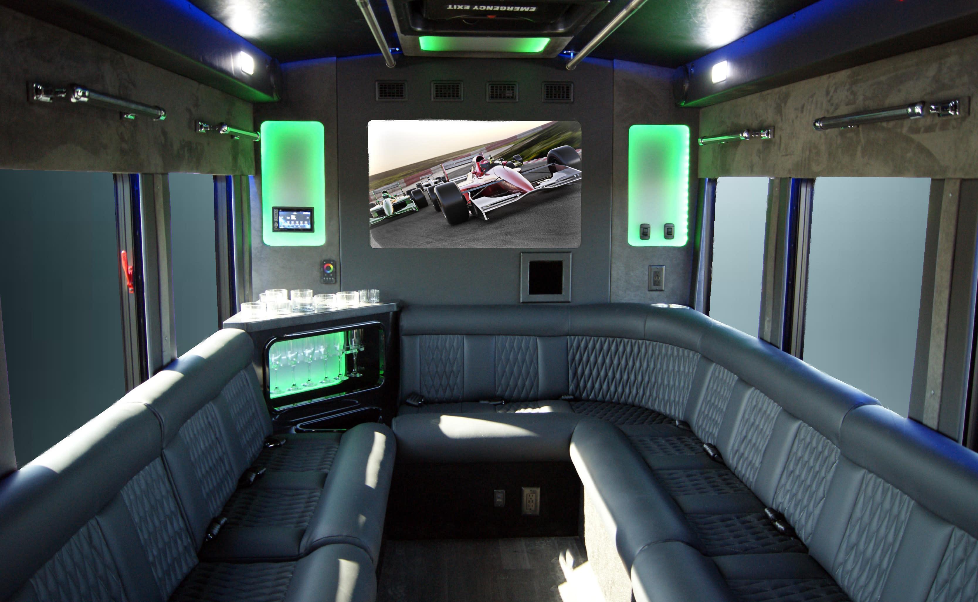 Luxury Interior!