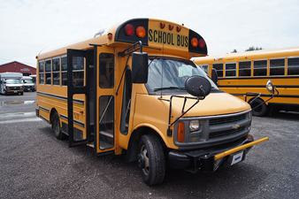 Used School Bus Sales In Missouri Midwest Transit