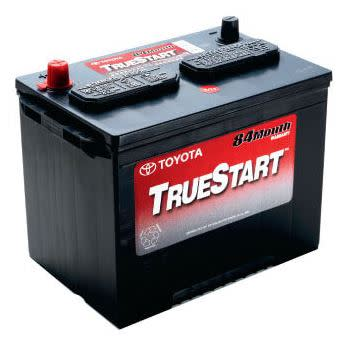 Toyota battery inspection