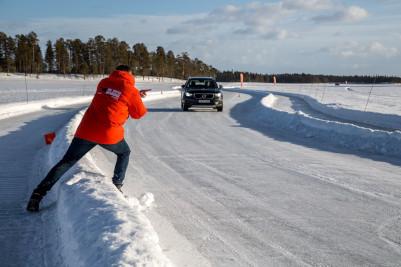 Ice Drive Experience 2020 Volvo Nieuwenhuijse
