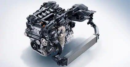 1.5L TURBOCHARGED ENGINE