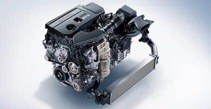 2.0L TURBOCHARGED ENGINE