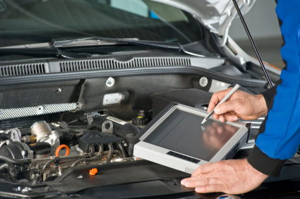 Ask About Our Service Department!