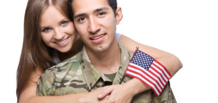 Our Special Finance Programs Include Assistance to Military Personnel