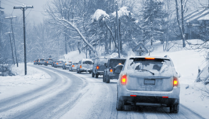 Winterize Your Car Today!