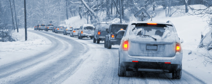Winter Driving Tips in Chantilly, VA