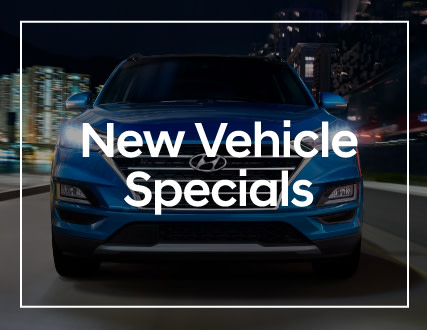 Preston Hyundai New Vehicle Specials