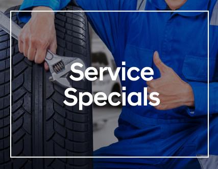 Preston Hyundai Service Specials