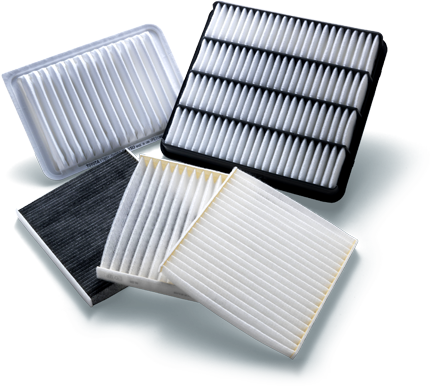 Toyota in cabin air filter replacement
