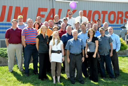 Jim Falk Motors >> About Us Jim Falk Motors Clinton Missouri 64735