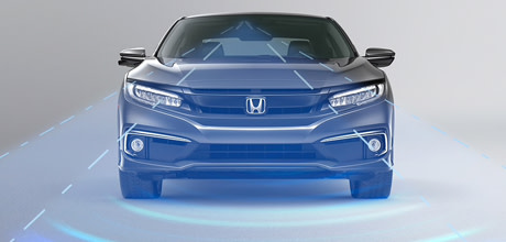 The Honda Sensing Suite