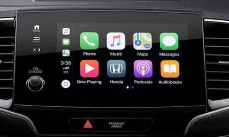 Available Apple CarPlay Integration