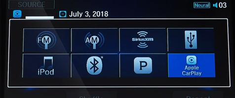 CONNECTED AUDIO