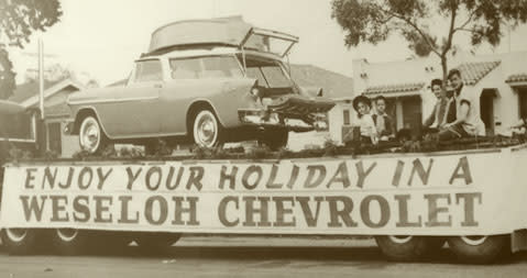 Weseloh Holiday Chevrolet