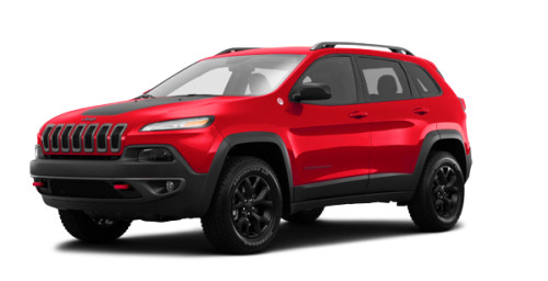 2018 Jeep Cherokee for sale in Stony Plain, AB