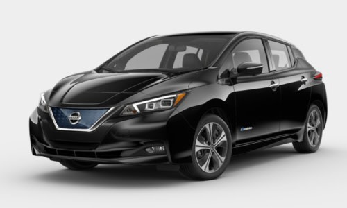 2018 Nissan LEAF for sale in Edmonton, AB