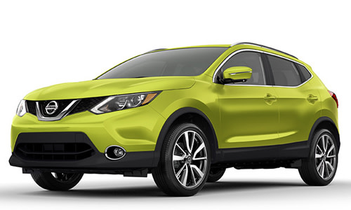 Edmonton Nissan Dealer New Used Cars For Sale: 2019 Nissan Qashqai Crossover