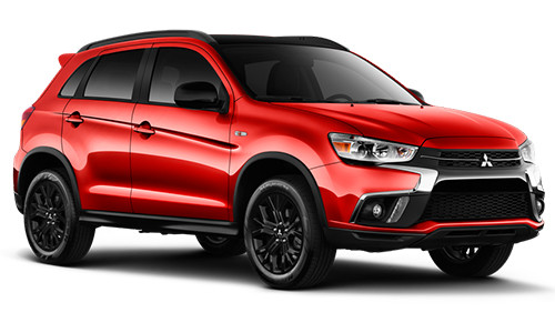 2018 Mitsubishi RVR for  sale in Red Deer, AB
