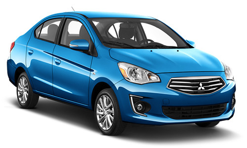 2018 Mitsubishi Mirage G4 for sale in Whitecourt, AB
